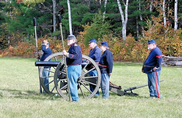 5th NH Volunteers w-3rd Vermont Hemlocks 10-17-09