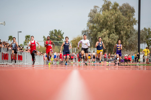 Track and Field - Seton Meet