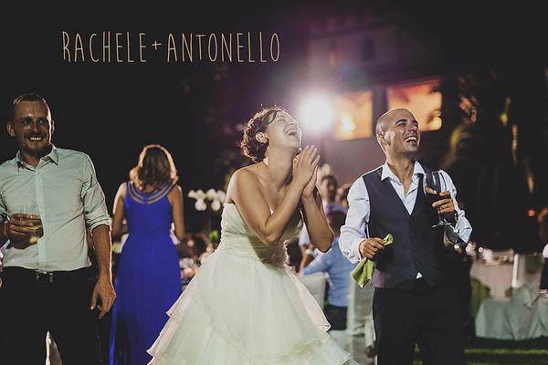 Reportage di un Matrimonio bello movimentato a Prato