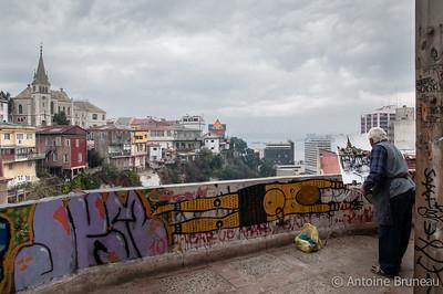 Valparaíso. Cerro Allegre.