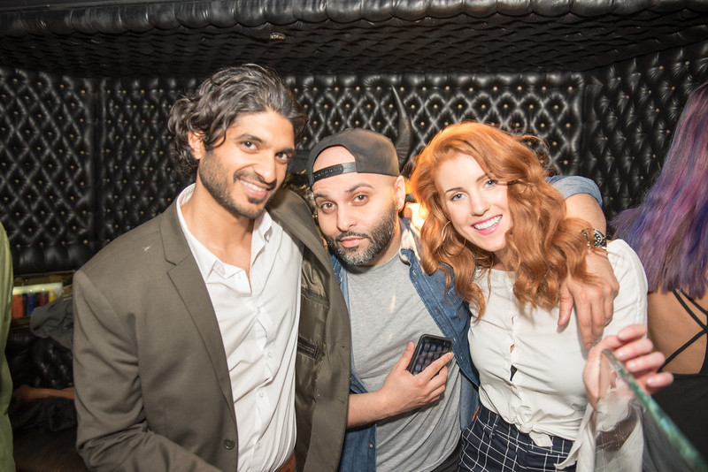 Washington Life Magazine, Young and the Guest List, Issue Party, The Heist, April 18, 2018, Photo by Ben Droz