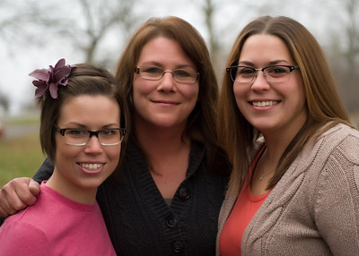 Nikki, Terrah, and Kaity