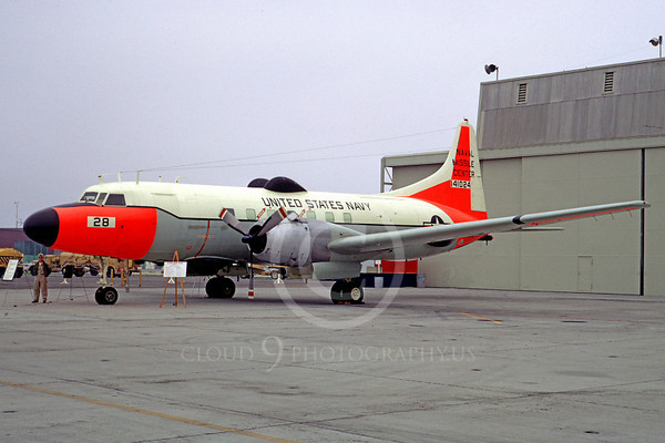 US Navy Convair C-131 Samaritan Military Airplane Pictures