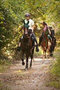 Abi-Kahn Competitive Trail Event at Ceasars Creek Park near Dayton