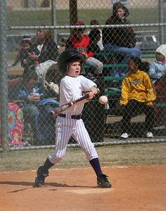 Grant Tigers Baseball 2006