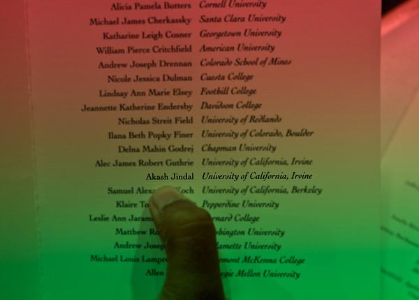 Akash's HS Graduation