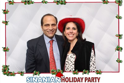 Sinanian Holiday Party