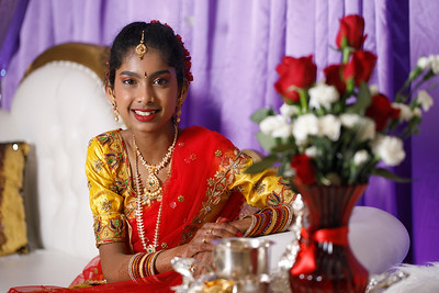 Tanushree's Voni Ceremony - March 2018