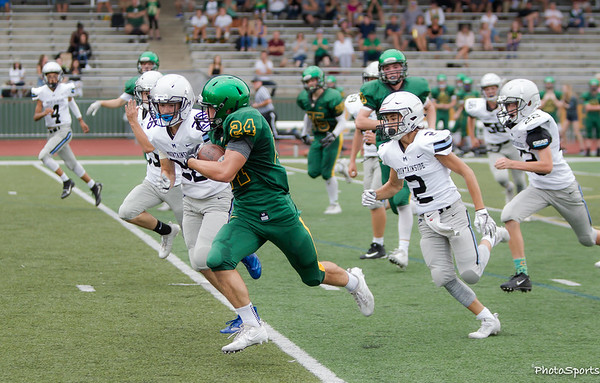 West Linn Freshman vs. Mountainside September 7, 2017