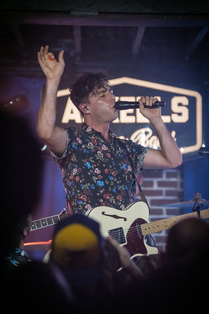 Arkells @ Duck Room