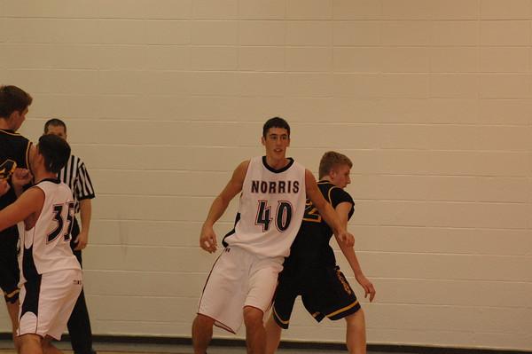 Var Boys Basketball vs Nebraska City