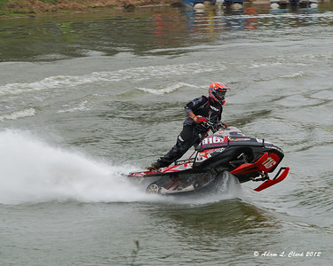 NH Snowmobile Grass Drags & Water Crossing