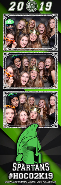 10/20/19- Spackenkill HS Homecoming