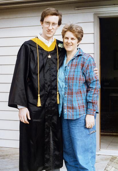 Bruce - Husson Graduation