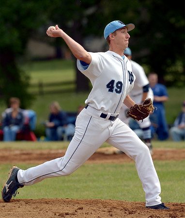 06-03-15 North Penn eliminates Olney Charter with 5-0 win