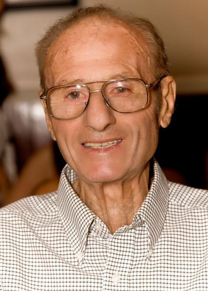 Smiling grandpa Jack