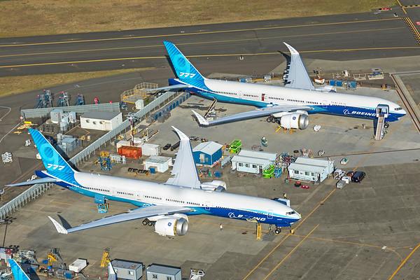 Boeing Field/King County International Airport - 2021