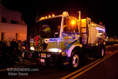 12-03-2011, Blackwood, Camden County,  Christmas Parade