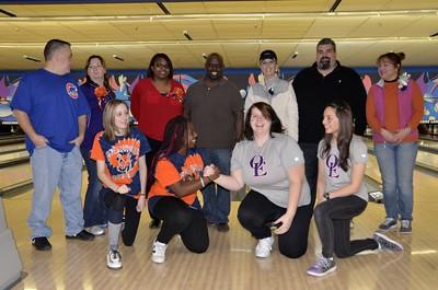 OE Girls Bowling Vs Oswego (Senior Night)