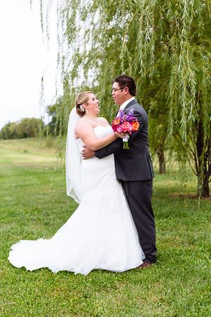 Elizabeth & Jeremy, the wedding
