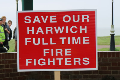Save Harwich & Dovercourt's Full-Time Firefighters