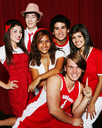 Disney's High School Musical - Press Photos