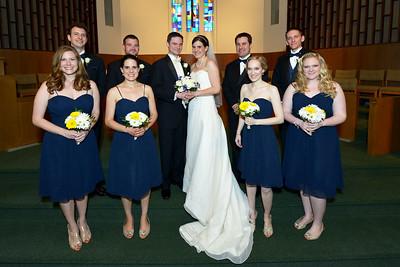 Roanoke Weddings - Katie & Brent