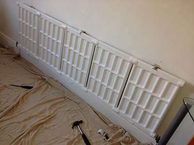 2013-Worthing Radiator  Replacement, West Sussex