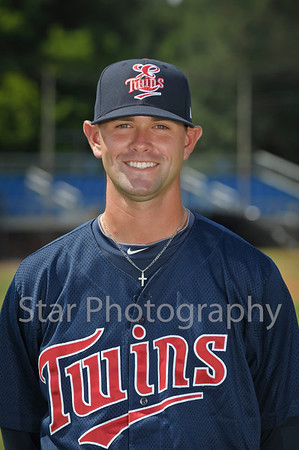 Elizabethton Twins Media Day 6-18-2012
