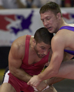 66 kg/145.5 lbs. Bill Zadick, Colorado Springs, Colo. (Gator WC) def. Jared Frayer, Cambridge, Mass. (Gator WC)