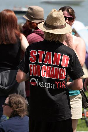 Barack Obama Rally (May 2008)
