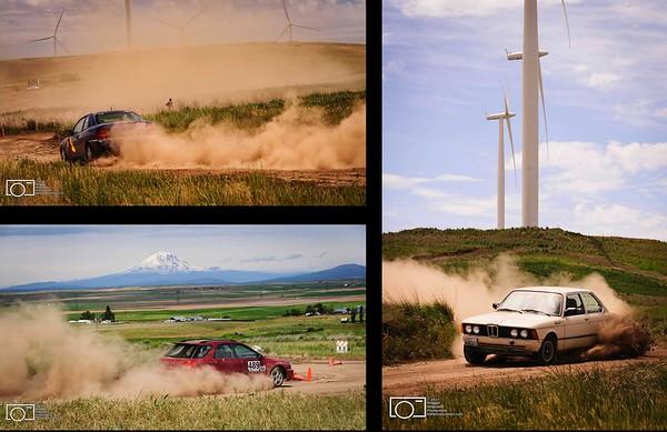 Oregon Rally Group RallyCross Eddieville 6/3/17