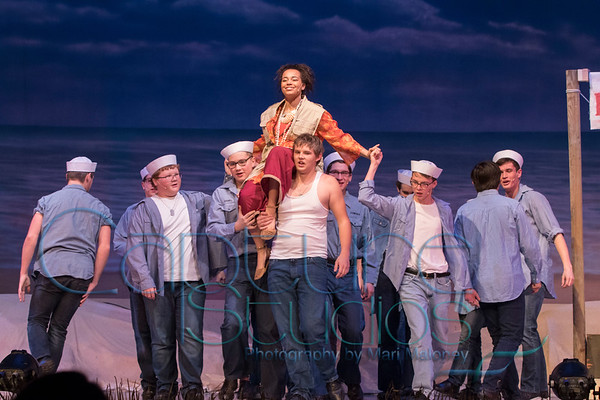 South Pacific.
