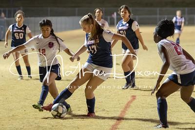 {18-19 Soccer} Strayhorn vs South Panola
