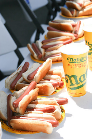 Nathan's Hot Dog Eat-Off 2008