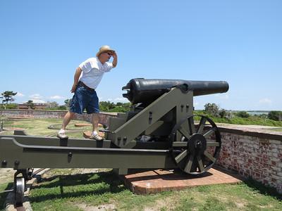 Fort Macon 071712
