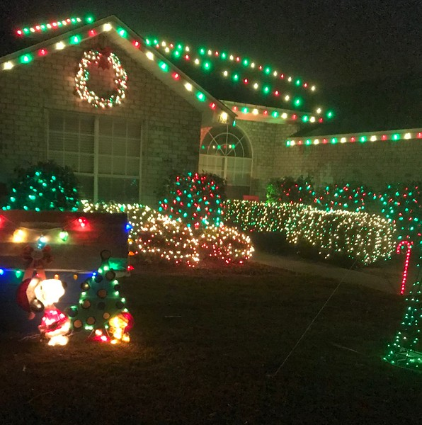 Green Acres Light Shows