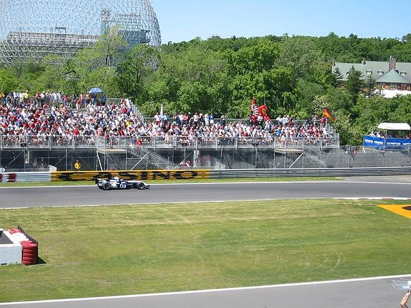 Canadian Grand Prix 2004