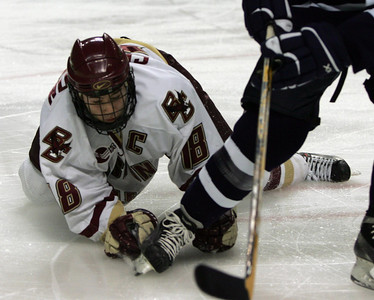 Boston College vs New Hampshire Mens NCAA Ice Hockey HockeyEast Final 2005