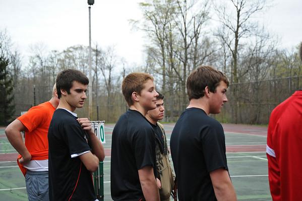 CHS Varsity Tennis