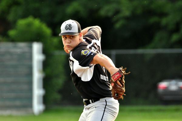 Legion Baseball:Pittsfield-Longmeadow-071614