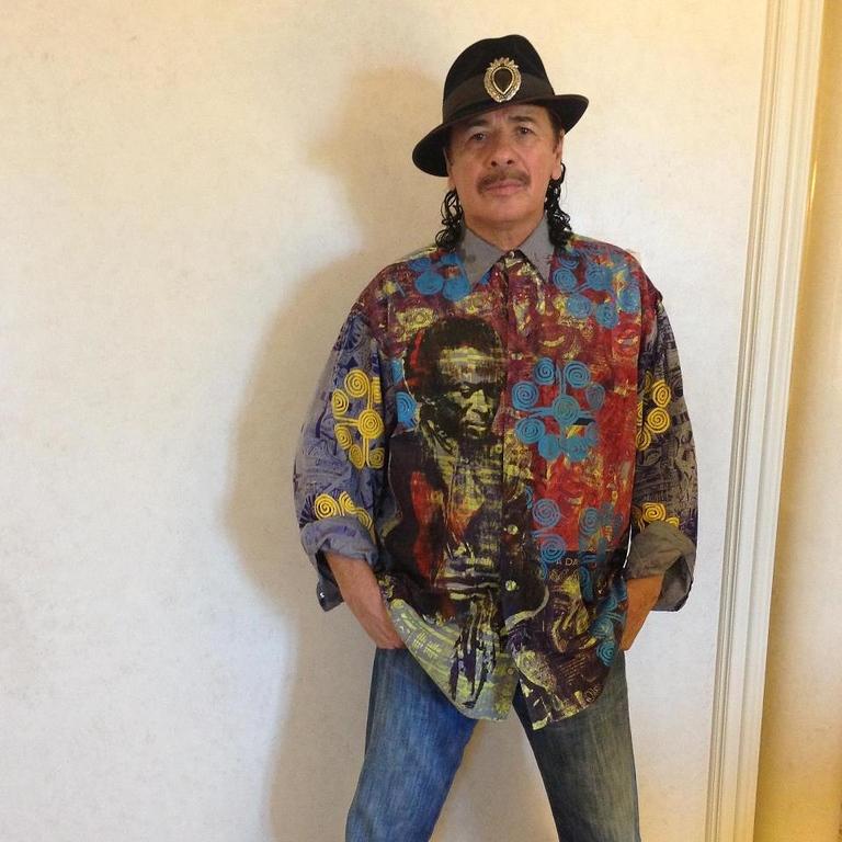 . Santana - Aug. 28