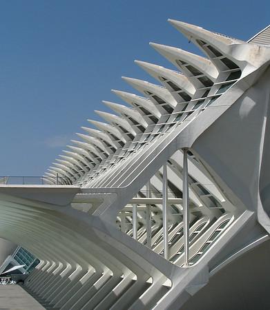 VALENCIA 4 La Cite des Arts et des Sciences   Valence  Espagne