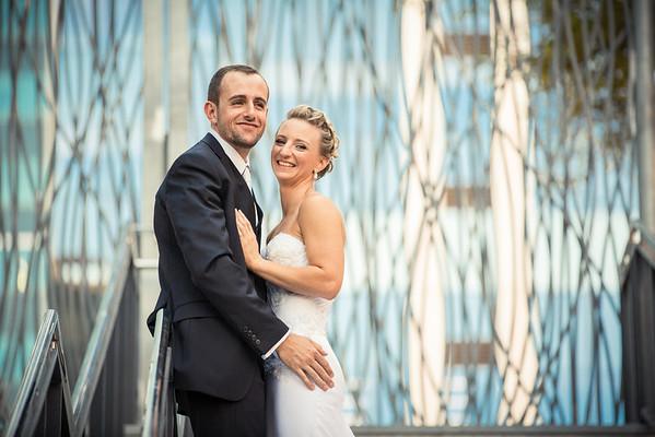 Laura + Simon's Wedding