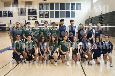 Terra Badminton 02/26/2018