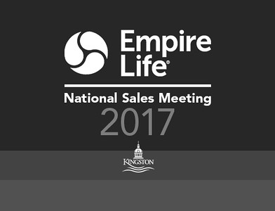 Empire Life National Sales Meeting 2017