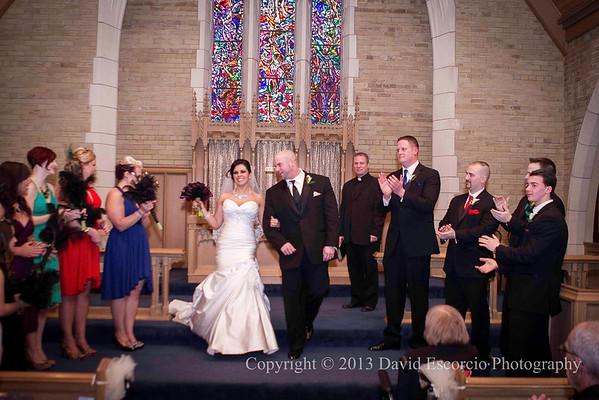 Jessica & Derek Wedding