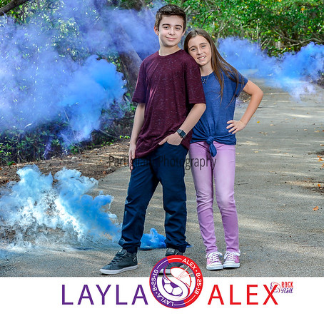 LAYLA AND ALEX BOOK