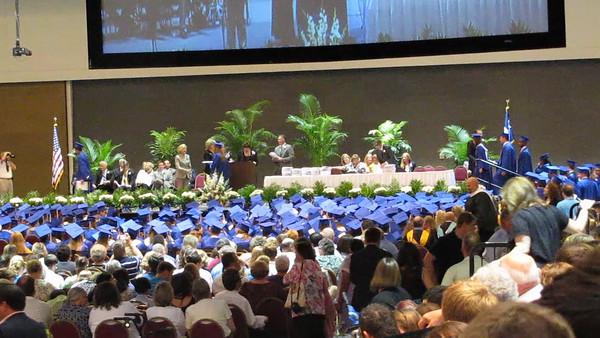 Chris's High School Graduation