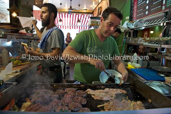 ISRAEL, Tel Aviv. Miscellaneous (central) (8.2016)